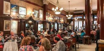 Los cafés notables de Buenos Aires, el refugio de Gardel, Borges y Cortázar