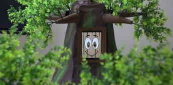 MyRot, el primer árbol robot que ayuda a menores con autismo en Panamá